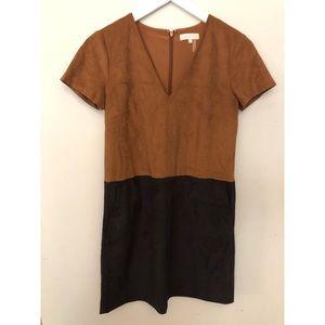 1.State Copper/Black Dress